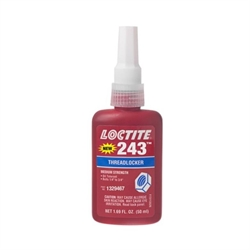 LOCTITE 243 Skruesikring Medium 24ml