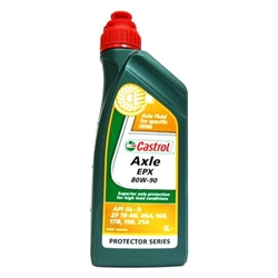 Castrol EPX 80w/90 (GL 5) - 1 ltr
