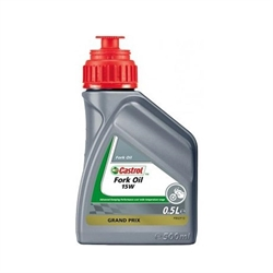 Castrol Fork Oil Mineral 15w - 500 ml