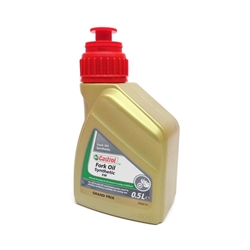 Castrol Fork Oil Synthetic 5w - 500 ml