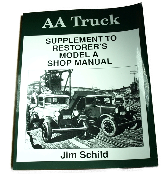 Ford AA  Truck hop manual