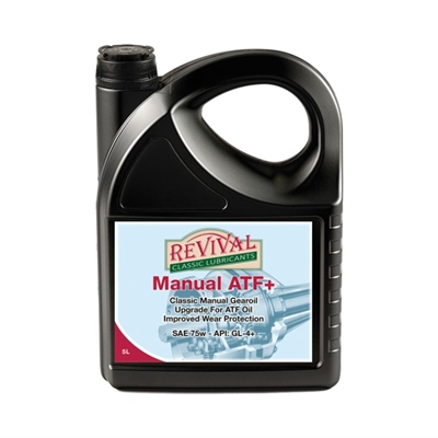 Revival Manual ATF+ gearolie 5 liter