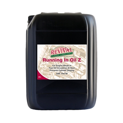 Revival Running In Oil - 20  liter