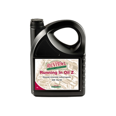 Revival Running In Oil - 5 ltr