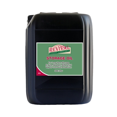 Revival Storage Oil - 20 liter