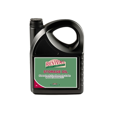 Revival Storage Oil - 5 liter
