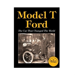 Ford T Model T Ford  - By Bruce W McCally